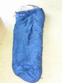 Kinder sollten nicht einen Schlafsack für Erwachsene gesteckt werden