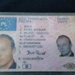 polnischer Kartenführerschein