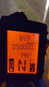 50.000 km auf dem Tacho... eine lange Zeit