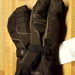 Meine neuen Thermo-Handschuhe, Schweinepfoten