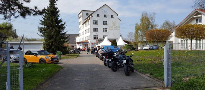 Saisoneröffnung bei Motorrad Rubin
