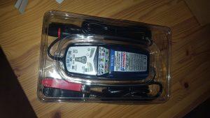 Ladegerät Optimate 4 Verpackung