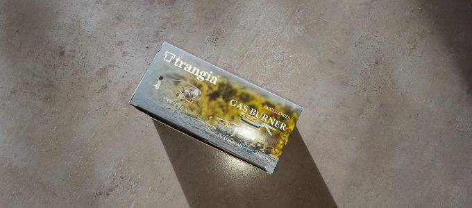 Trangia-Kocher, Gasbrenner