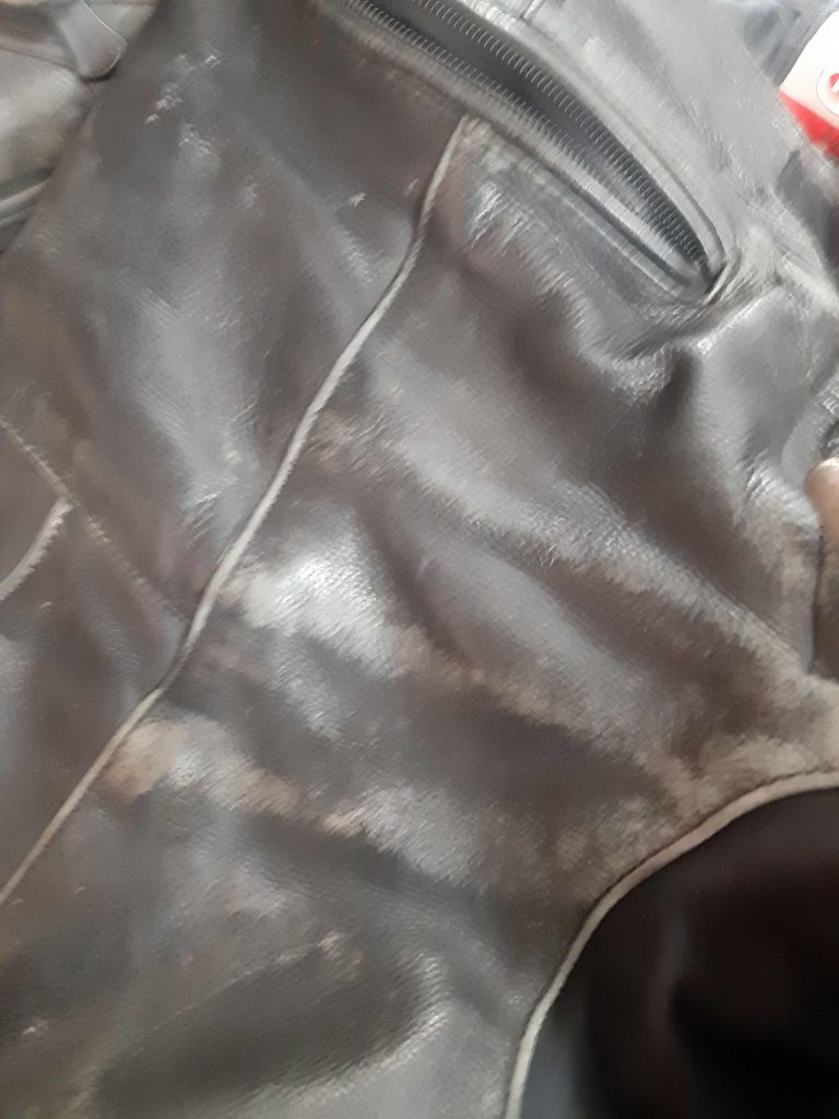 Motorrad-Lederhose