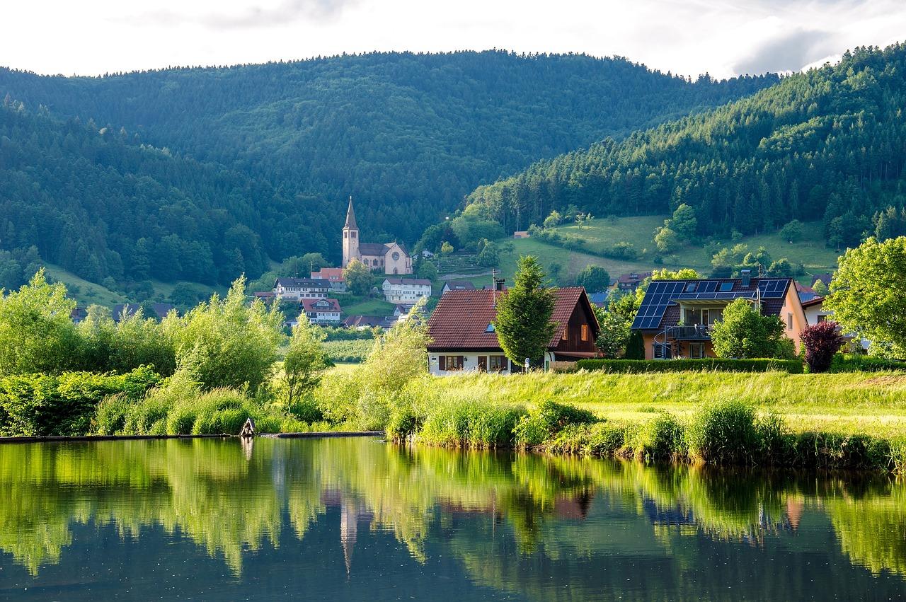 Schwarzwaldlandschaft