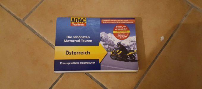 Das ADAC-Tourbook Österreich